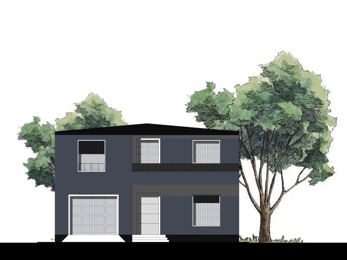Progetto di ristrutturazione di una casa unifamiliare a Padova